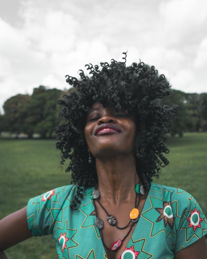 Woman tiguidou